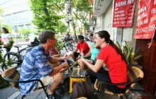 Small Group Village Discovery by Bike from Hanoi