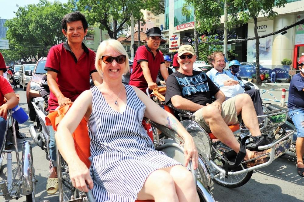 Ho Chi Minh City Cyclos & Markets