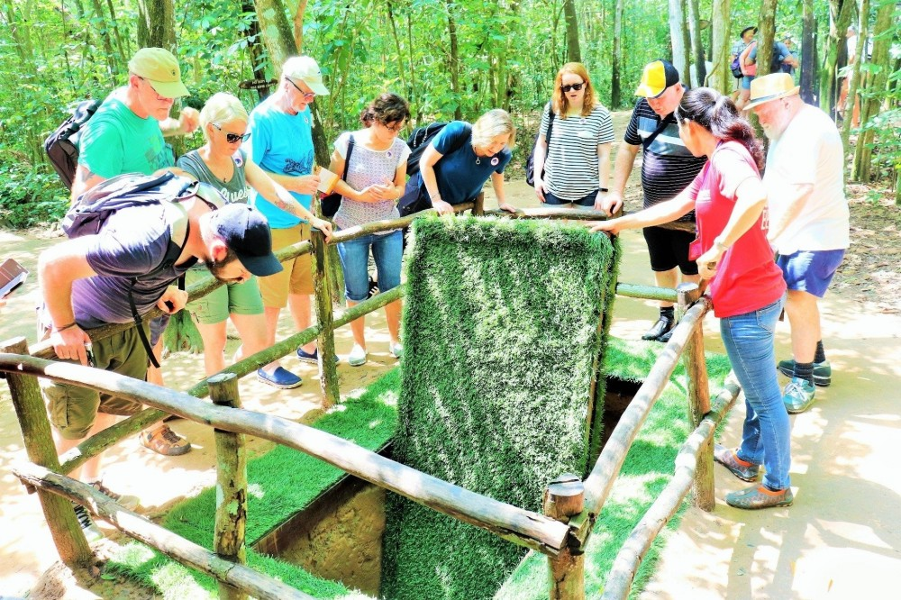 Cu Chi Experience from Ho Chi Minh City