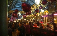 Christmas Lights & Markets Tour