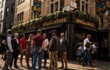 Small Group Soho Historic Pubs Tour