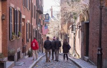 Total Boston Highlights Small Group Tour