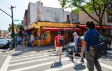 Private Neighborhood Eats + Brownstone Brooklyn Tour