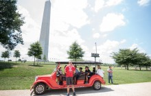 Total DC Unveiled & Music History Private Tour