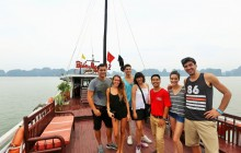 Private Halong Bay Boat Cruise from Hanoi