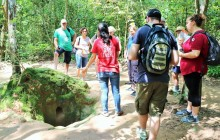 Private Cu Chi Tunnels from Ho Chi Minh City