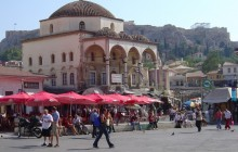 Markets, Ruins & Ancient Athens