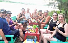 Hoi An Boat & Bike with Sunset BBQ