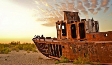 A picture of 5 Day Private Tour To Aral Sea Extreme Adventure