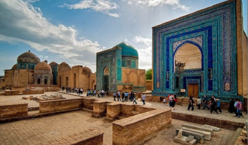 A picture of 7 Day Private Ancient Chain of Silk Road Uzbekistan Holiday