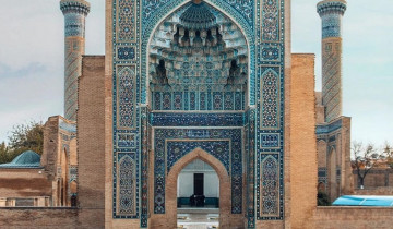 A picture of 8 Day Private 4 Gems of Uzbekistan