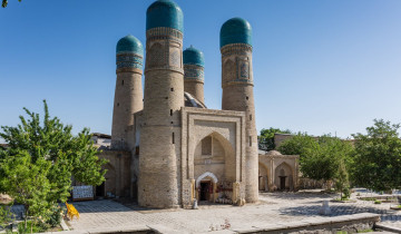 A picture of 14 Days Private Classic Tour Around Uzbekistan