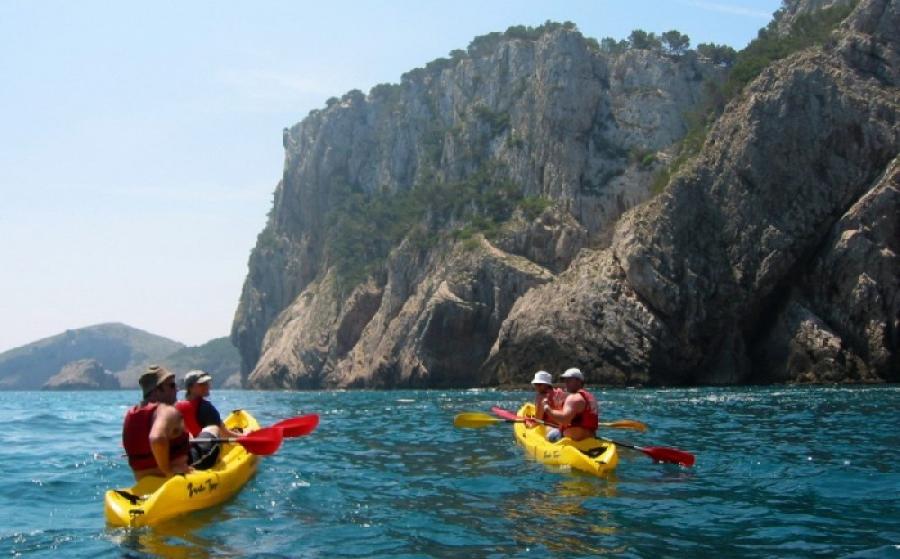 Kayaks & Coves Of The Costa Brava Semi Private