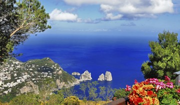 A picture of 3 Day Trip to Naples, Pompeii, Sorrento & Capri from Rome