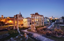 Ancient Rome: Colosseum, Roman Forum & Palatine Hill with Pickup