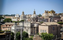Ancient Rome Walking Tour: Colosseum, Roman Forum & Palatine Hill