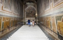 Roman Basilicas & Secret Underground Catacombs on The Appian