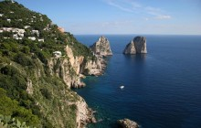 2 Day Capri with Blue Grotto from Rome