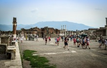 Pompeii and Its Ruins Day Trip from Rome