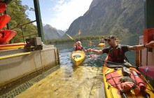 Summer: Milford Sound And Glaciers: Fly/Cruise+Kayak/Fly
