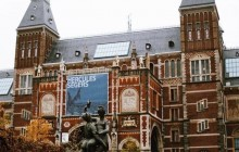 Combo: Rijksmuseum + Rembrandt's City & Home – Semi-Private