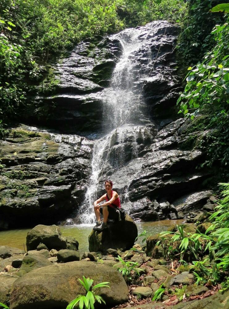 Costa Rica Waterfall Tours
