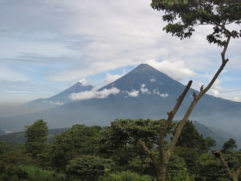 Agua Volcano