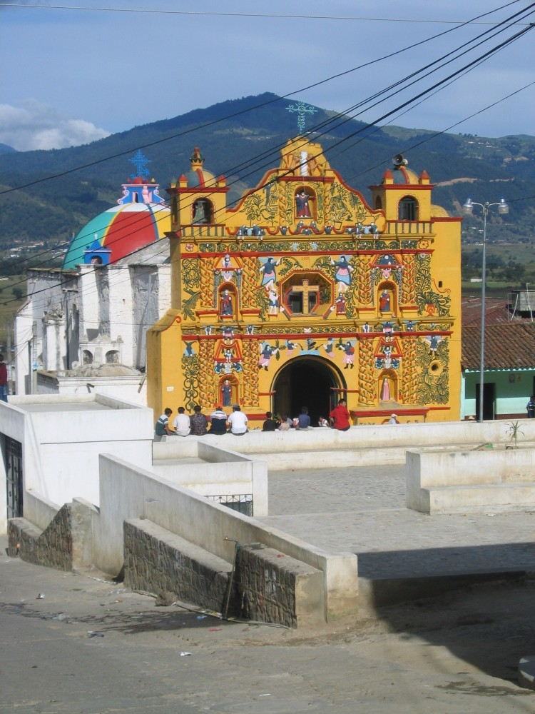 San Andrés Xecul Church