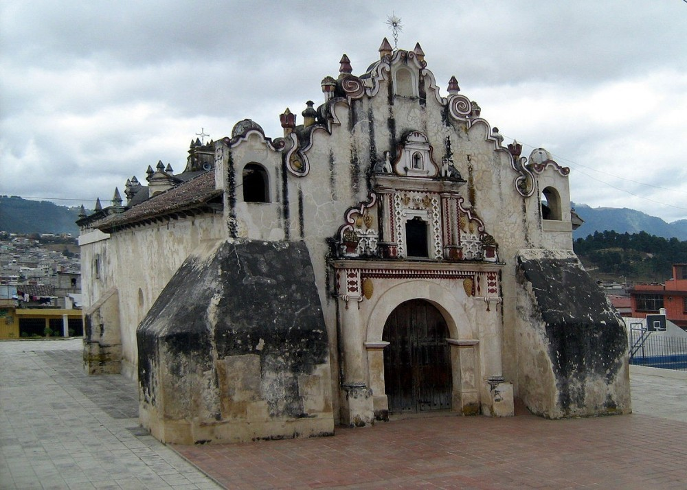 Church of San Jacinto