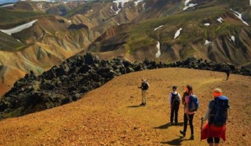 A picture of 3 Day Landmannalaugar Pearl of The Highlands Tour