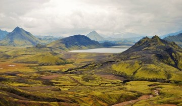 A picture of 4 Day Laugavegur Hiking Tour (Huts)