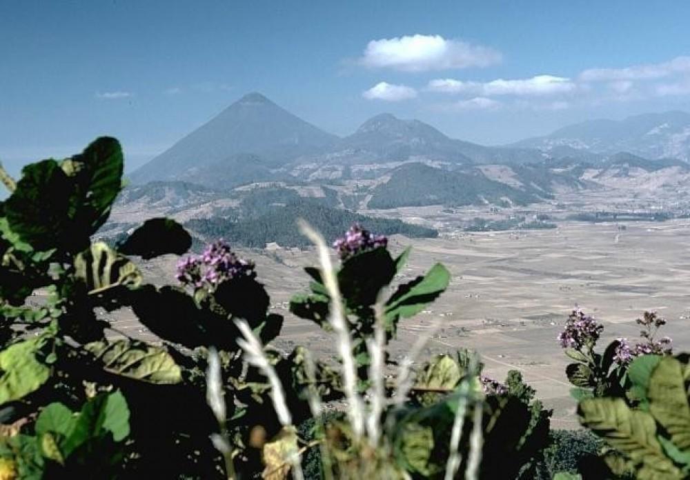 Cerro Quemado Volcano