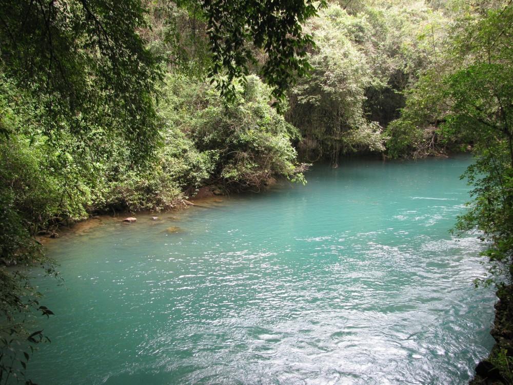 Rio Lanquin