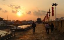 Xian Tour from Beijing by Overnight Soft Sleeper Train