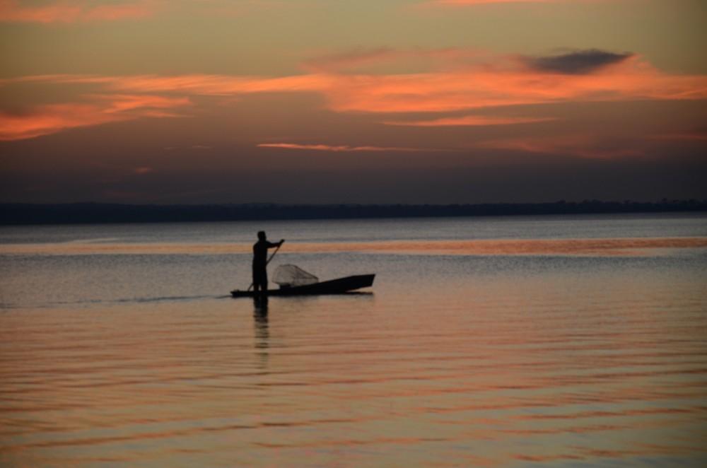Lake Petén