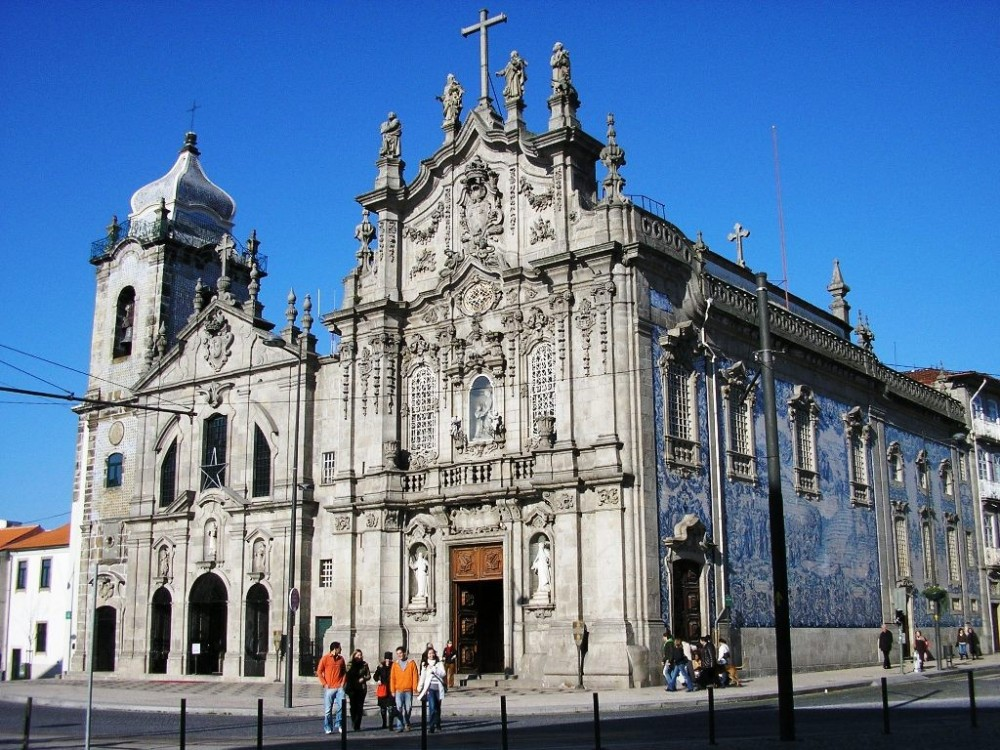 Church of the Carmo (Porto)