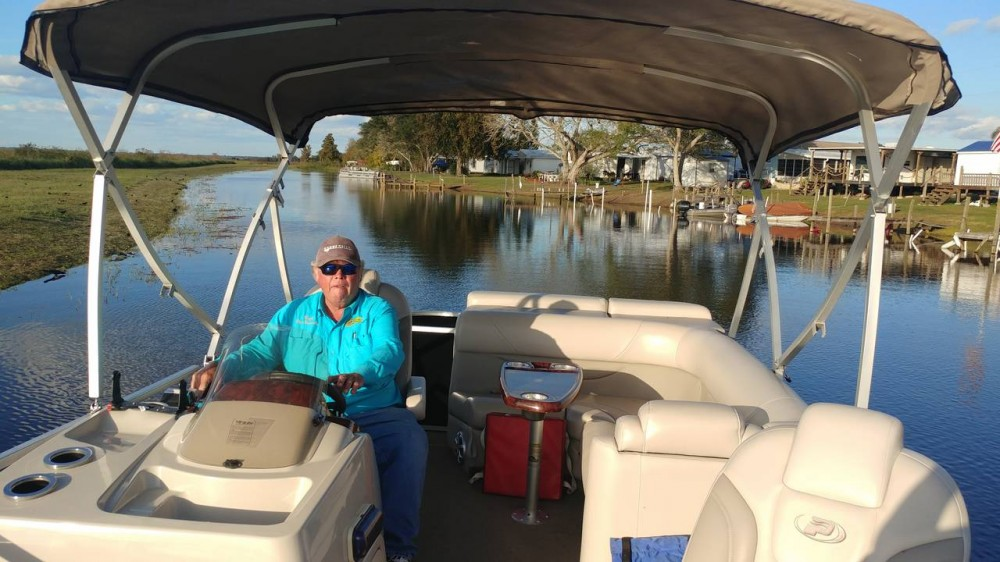 Pontoon Charter Lake Tohopekaliga - 6 Hrs - Kissimmee | Project Expedition