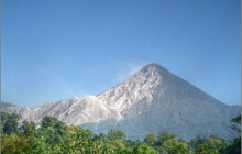 Volcan Santiaguito