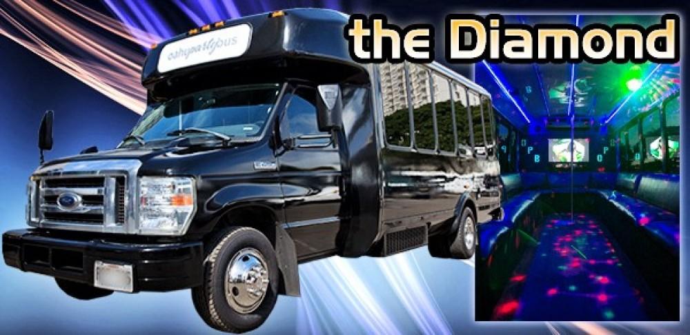 The Diamond Bus